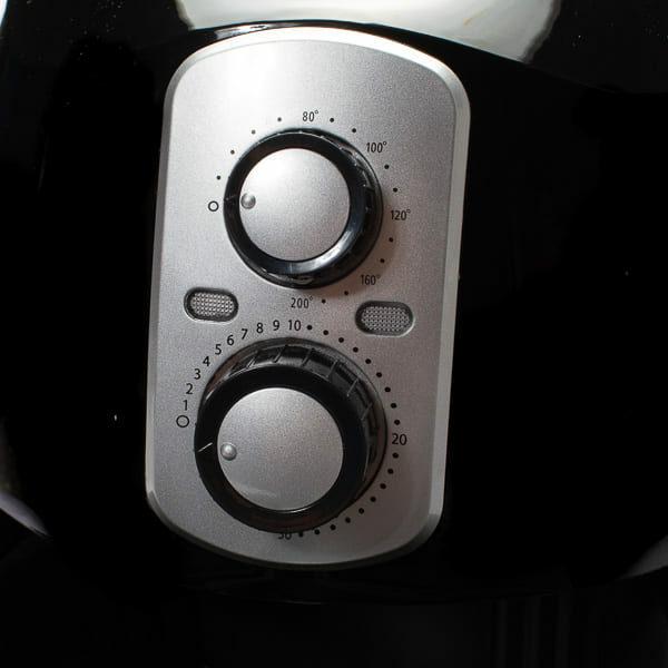 HOOMEI HM-5360 Friteza na vrući zrak 2.8 L