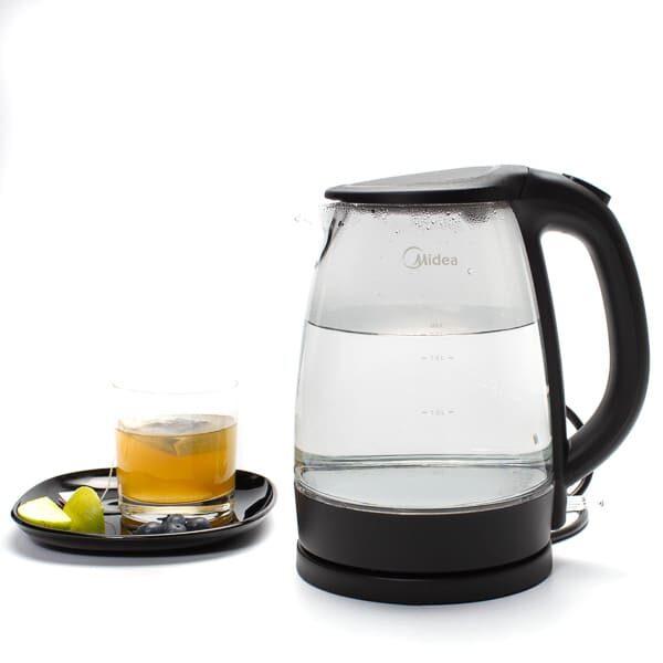 MIDEA MK-17G02A2 Električno kuhalo za vodu (prozirno)
