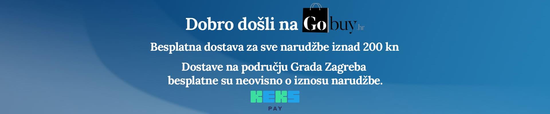 Gobuy shop - uvodni banner