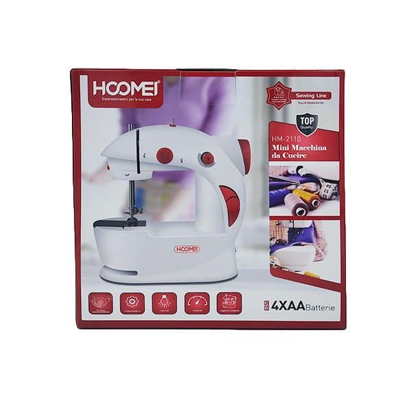 HOOMEI HM-2110 Mini profesionalni prijenosni šivaći stroj